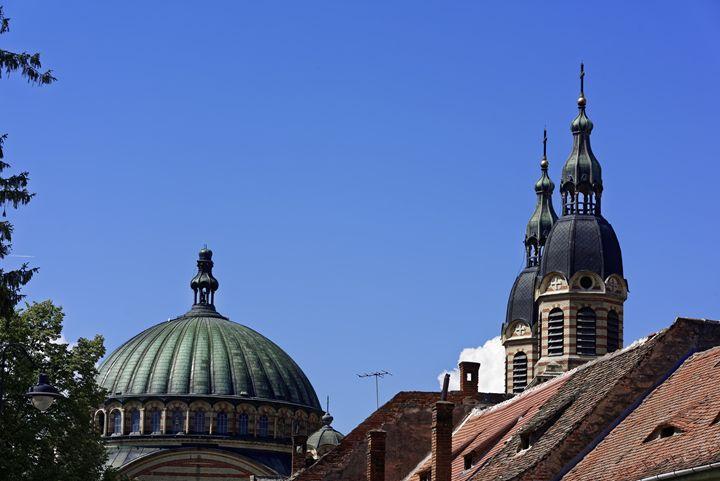 Orthodox Cathedral Sibiu Romania - Adrian Bud