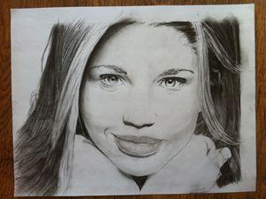 Sample Portrait - Celebrity