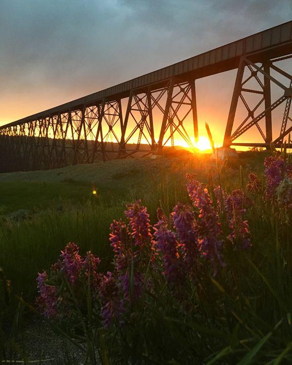 Lethbridge Viaduct - JaclyneJaye