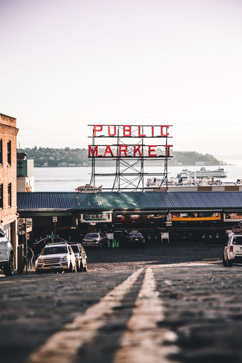 Pike Place Market - Visionary Photography