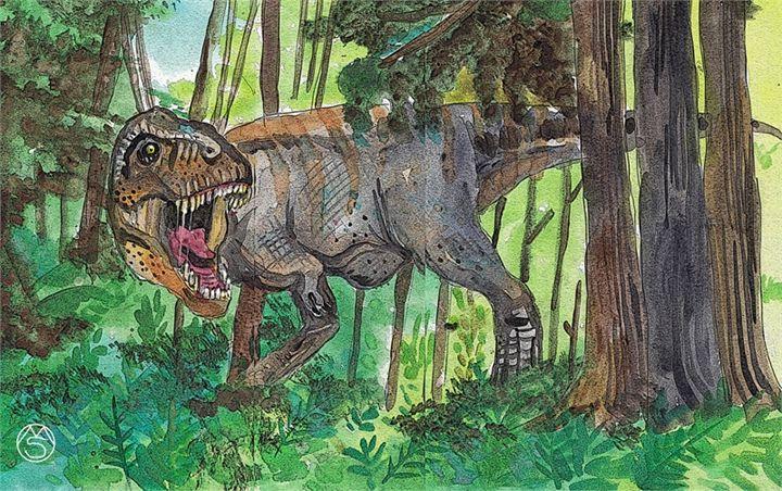 Dinosaur - Marcelo Suárez