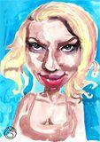 Caricature.