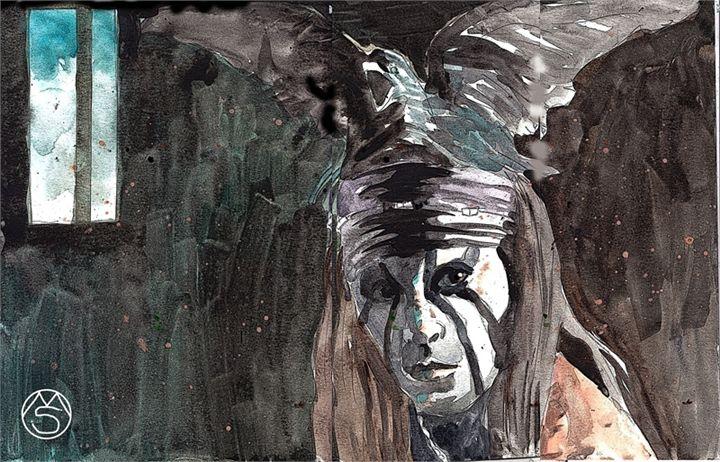 The Lone Ranger. - Marcelo Suárez
