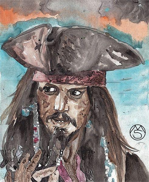 Pirates of the Caribbean. - Marcelo Suárez