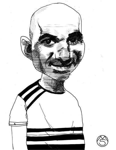 Inkcarcatue. - Marcelo Suárez