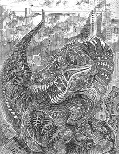 Illustratration. - Marcelo Suárez