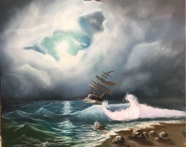 Storm - Alex Nemet