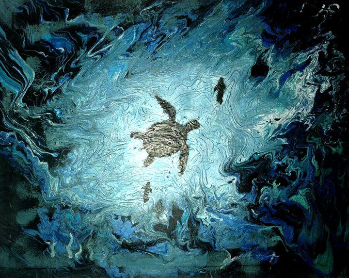 Sea turtle - Taylormade creations