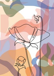Abstract Flowers1