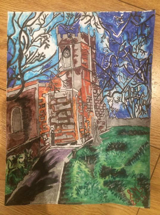 The Parish Church - My Kind of Art