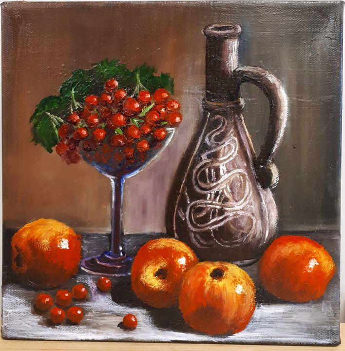 still life - Azi Hess Art