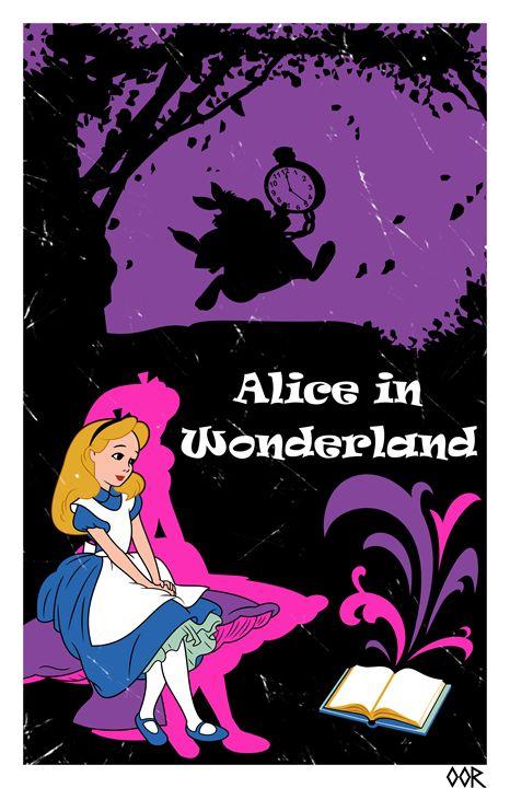 ALICE IN WONDERLAND - Escape Capsule