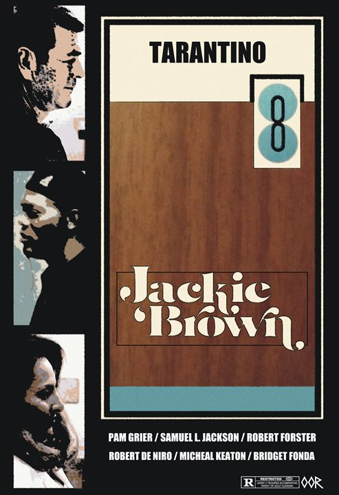 JACKIE BROWN - Escape Capsule