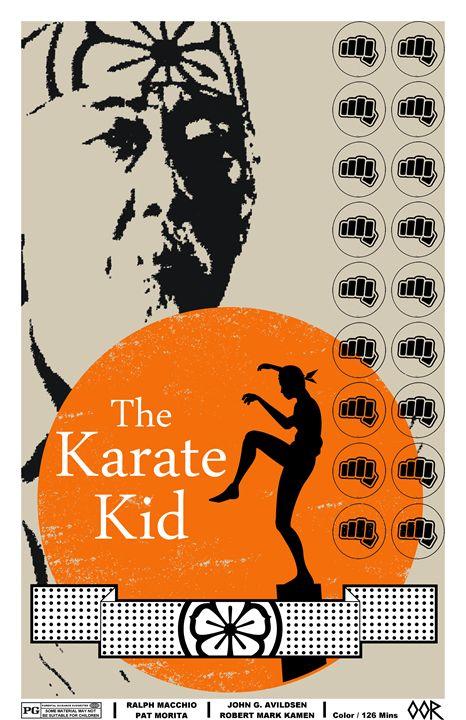 THE KARATE KID - Escape Capsule