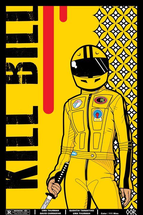 KILL BILL - Escape Capsule