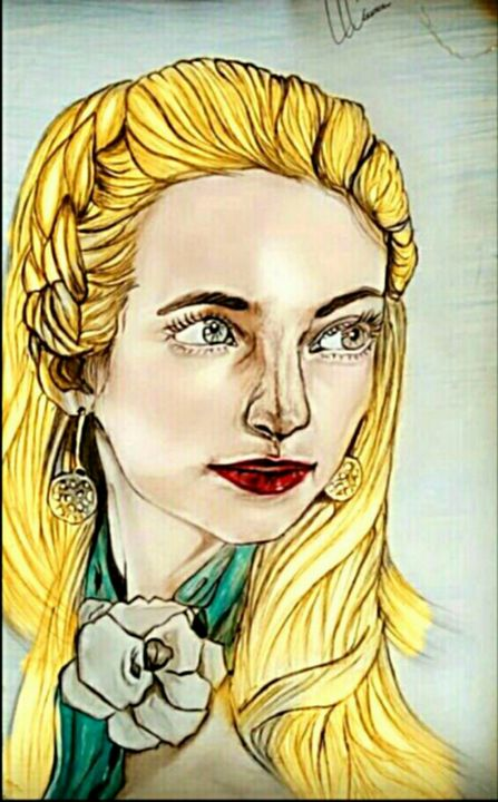 Candice King, (vampire diaries) - YodelArtAuction