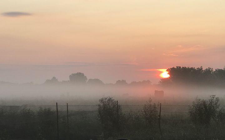 Oklahoma Sunrise July 2019 - Constance