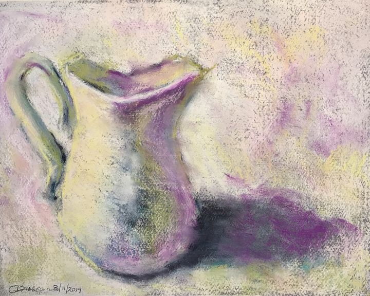 White Pitcher 8/11/2019 - Constance