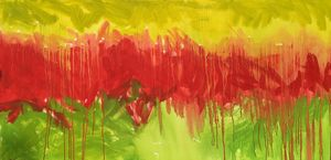 """Reds and Greens Color Play"""