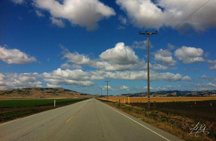 A Perfect Day for a Drive - Talia Vlaovich Photography