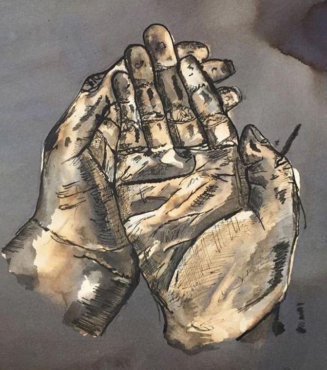 Hands - Kohli Art