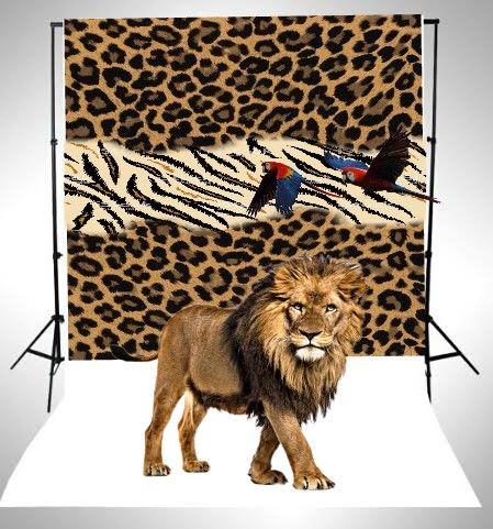 The lion king on set - ObranssART