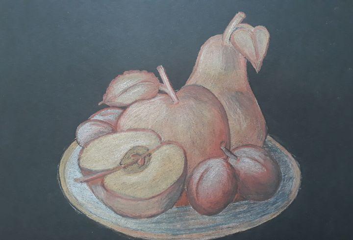 Fruit plate - Galeria ArtVuE
