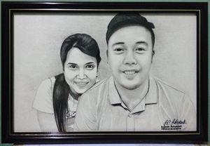 "Portrait ""Codinera & Quisil Couple"""