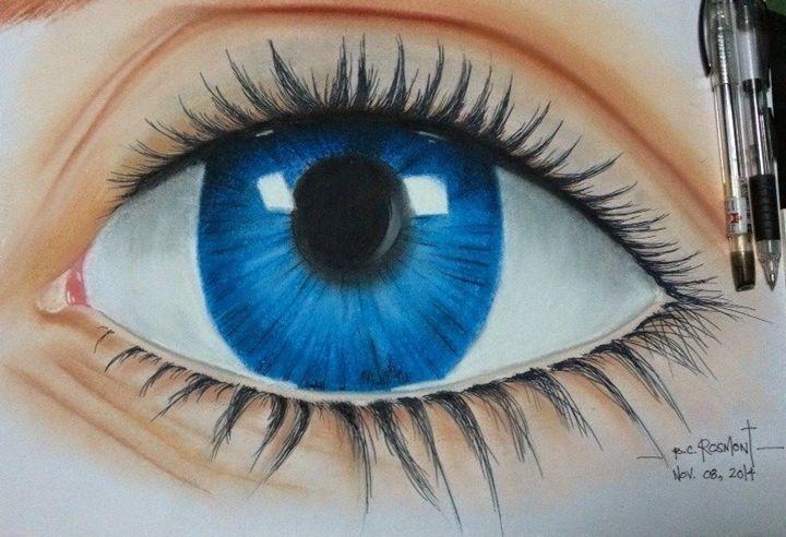 """""""Eye"""" - BR art"""
