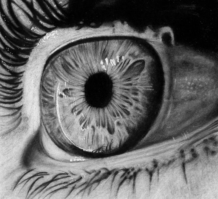 Window to the Soul - Drawings by Jordon Ritchie