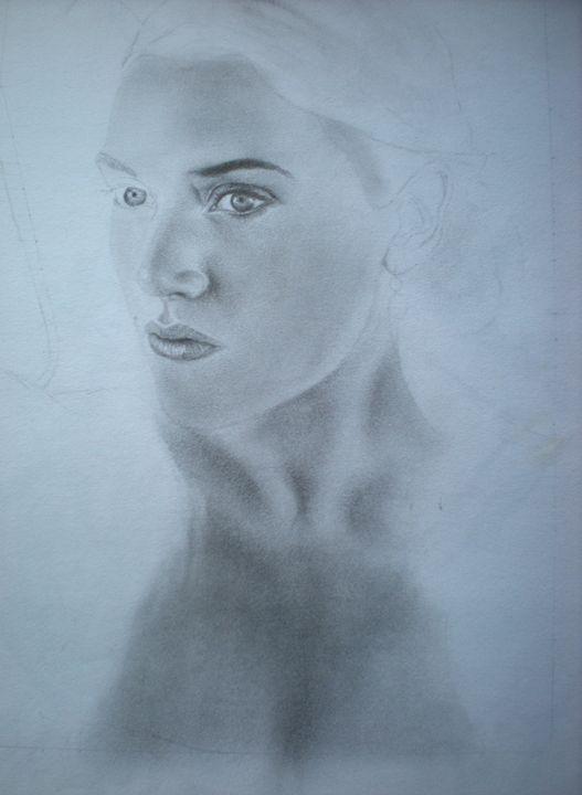 Kate Winslet Impression - Kazuko Newman
