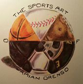 the Sports Art of Damian Orengo