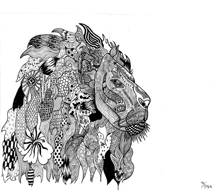 Lion of Judah - Goodfellow's Graphics