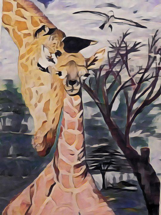 The Giraffe's - Innex concepts