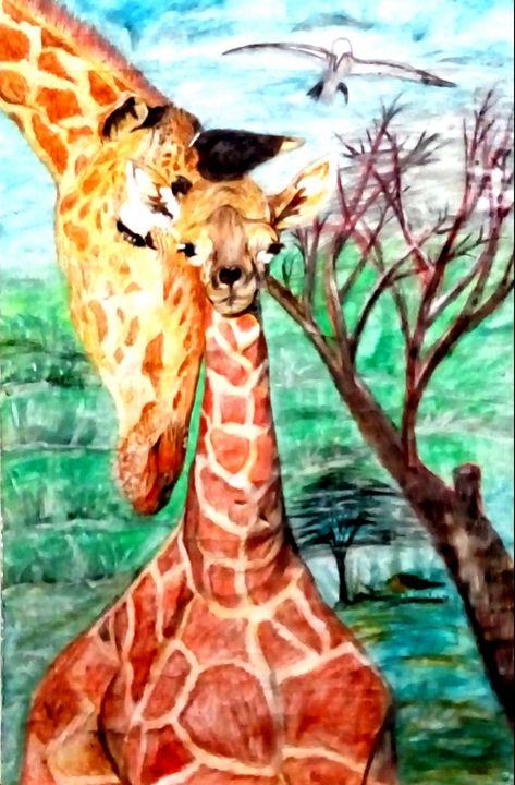 The giraffe - Innex concepts
