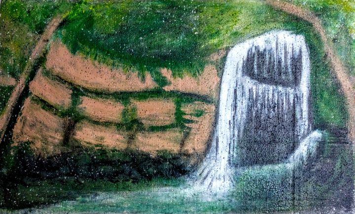 Gozalandia Waterfall Robles Falls - sheryl chapman photography