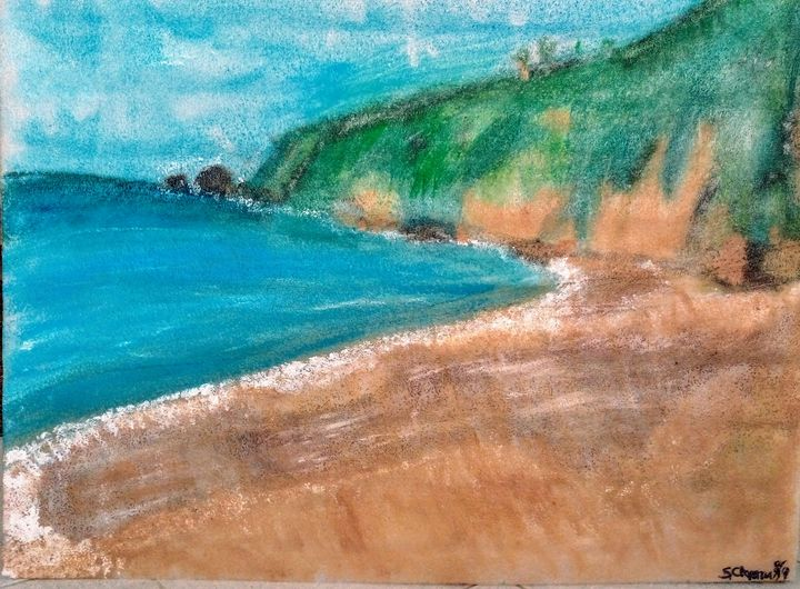Boriquen Beach Aguadilla Puerto Rico - sheryl chapman photography