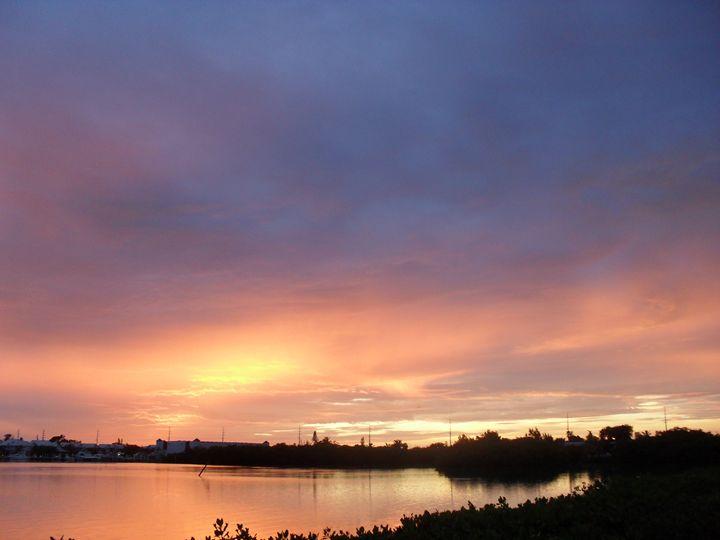 Sunset In The Keys - sheryl chapman photography