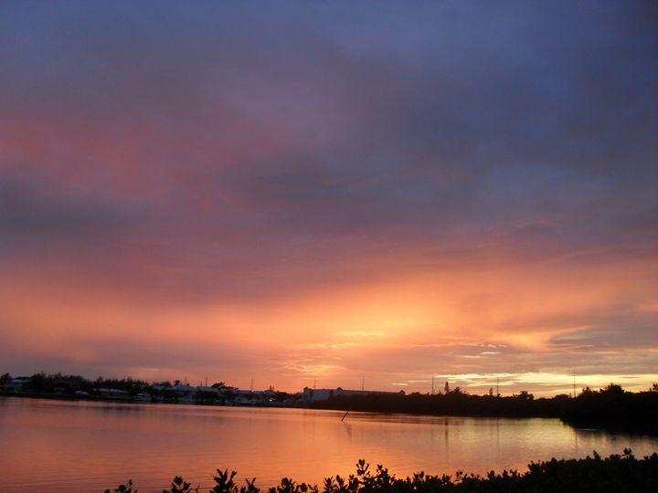 Marathon Key,Florida Sunset - sheryl chapman photography