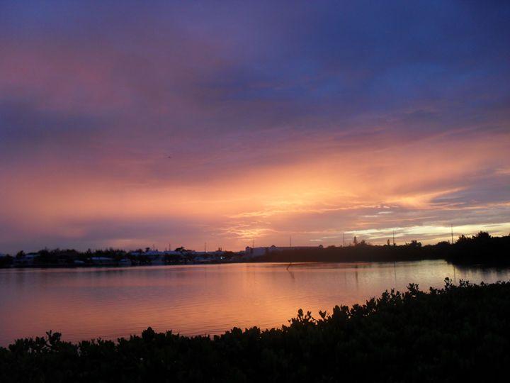 Marathon Key Florida Sunset - sheryl chapman photography