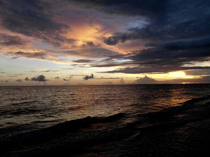 Stormy Sunset - sheryl chapman photography