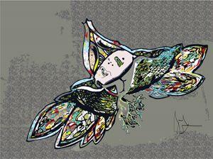 Fish-bird