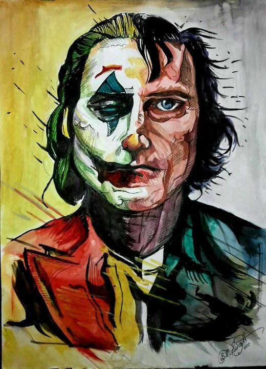 Its Joker.....not a Joke - Badal Prasad Singh