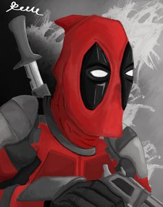 graffiti dead pool