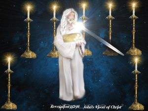John's Vision of Jesus