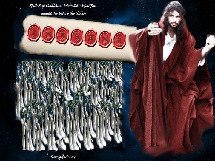 Revelation7 - DIVINE CREATIONS