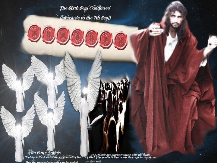 The sixth seal continued - DIVINE CREATIONS