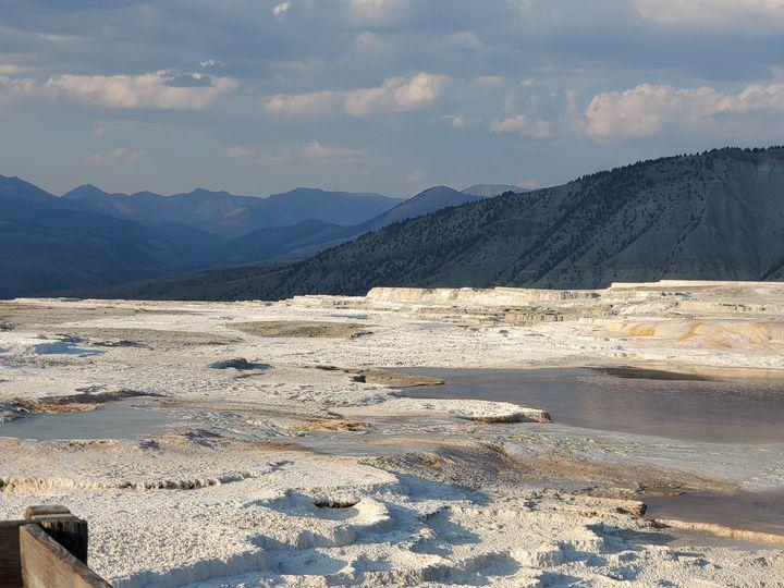 Yellowstone 2 - O.c. Marie