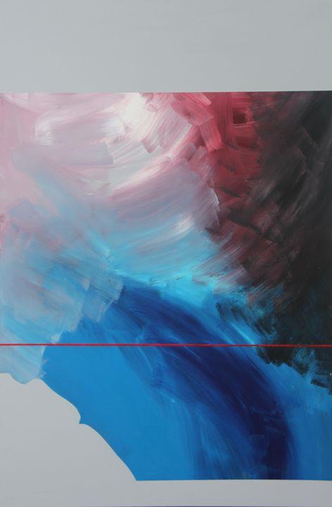Sardinian sky 2 - Art&Gallery