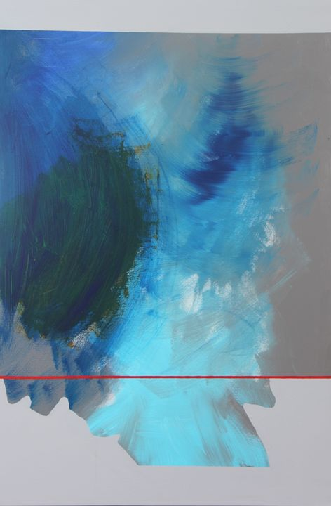 Sardinian sky 3 - Art&Gallery